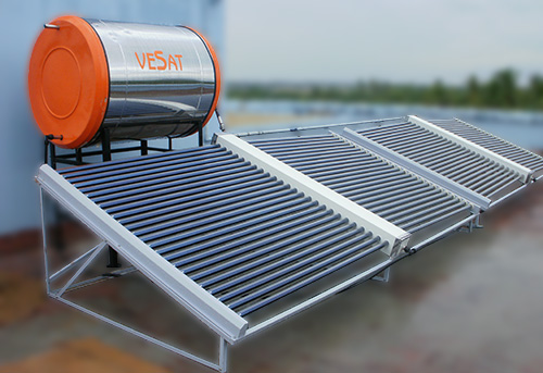 Industrial Solar Water Heater In Coimbatore Vesat Solar