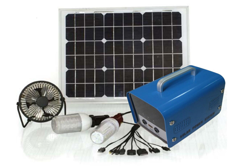 Solar Home Light System In Coimbatore Vesat Solar Products