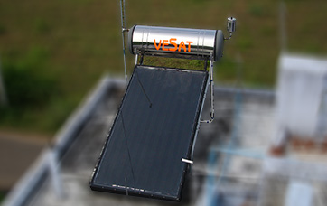 solar water heater fpc