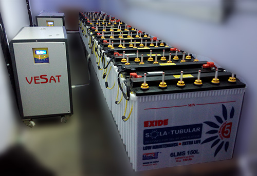 vesat solar offgrid solar power systems