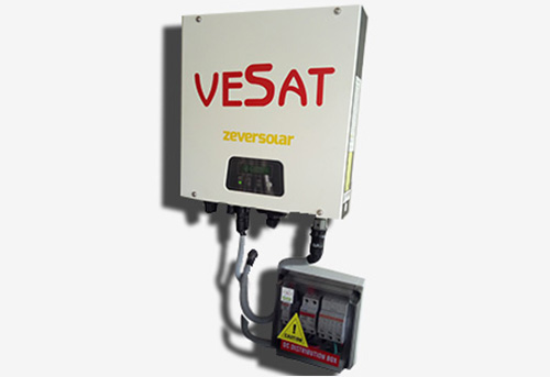vesat solar ongrid solar power systems