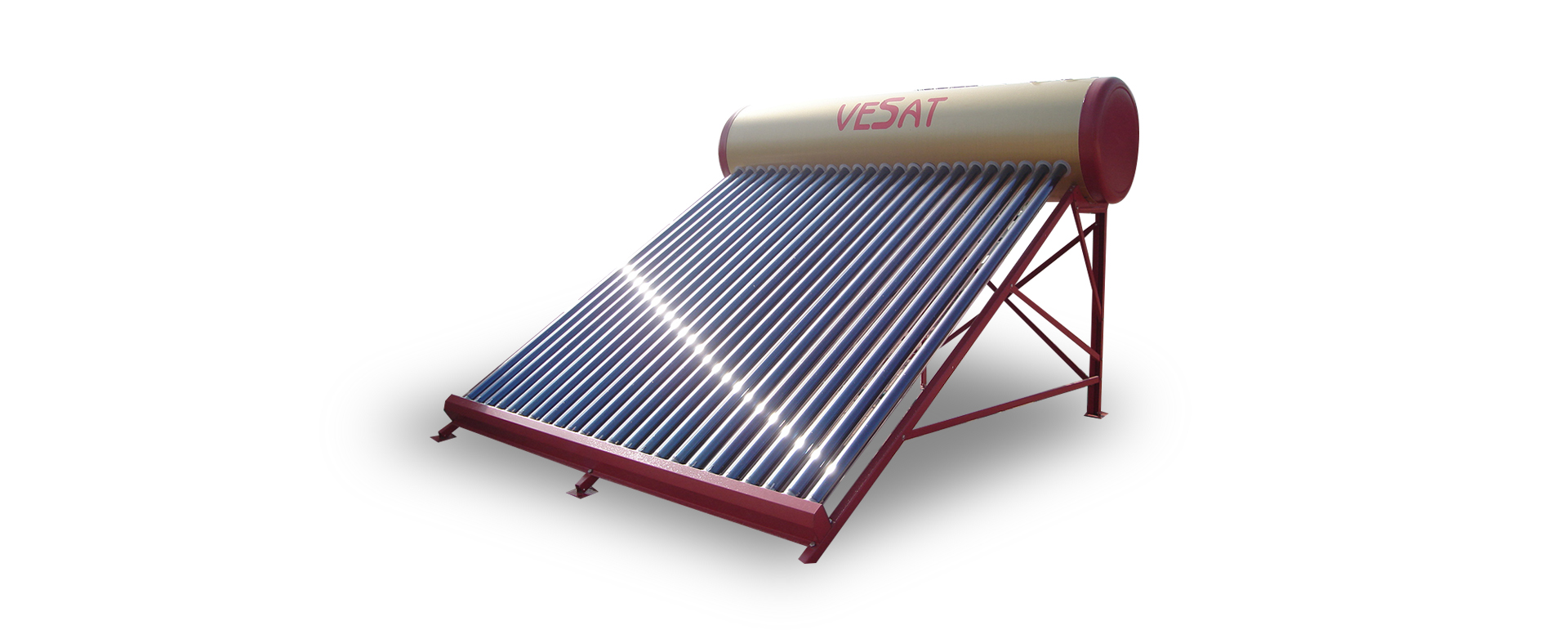 vesat solar water heater